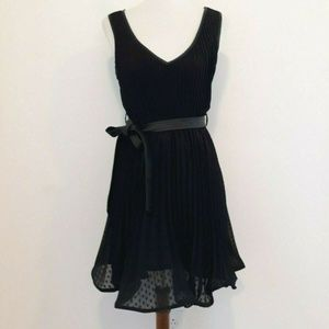 New Double Zero Black Cocktail Dress Medium